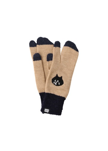 にゃースマホ手袋