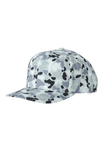 カモフラにゃー帽子