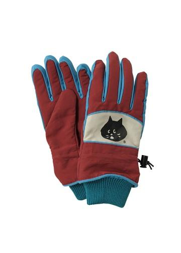 にゃー手袋