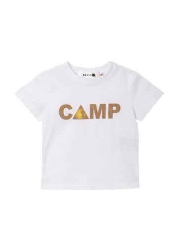キッズ CAMPにゃー T