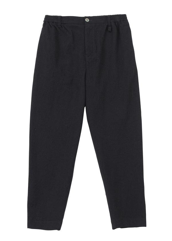 【SALE】S wool easy tapared pants 黒【ファッション・アパレル メンズパンツ】【tac:tac タクタク】/TA63FF00826M