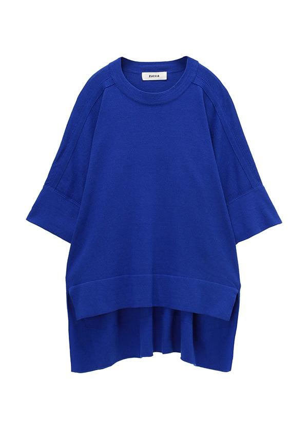 ZUCCa / カラーパレットニット / ニット ブルー
