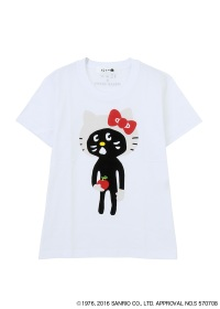 にゃー×HELLO KITTY T