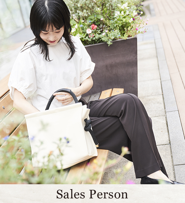 Sales Person