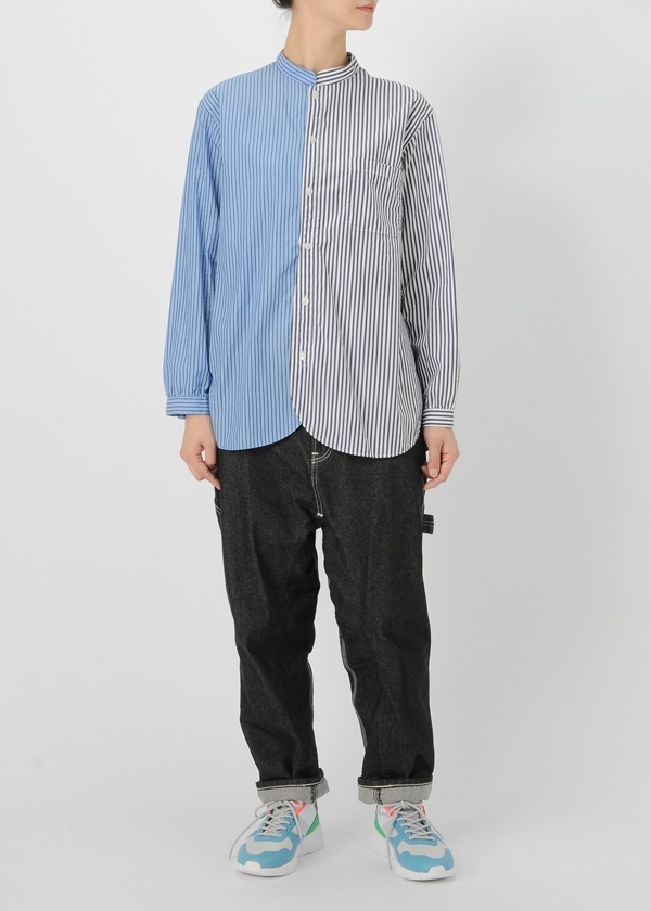 ネ・ネット / PO pickable stripe shirts / シャツ