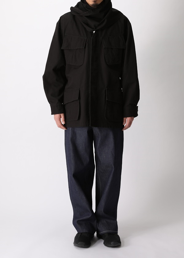 (O) Jungle fatigue 2way jacket