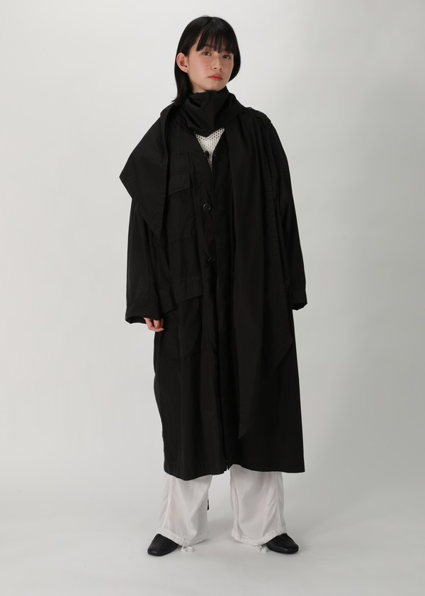 HAOLI MIRITARY 2WAY COAT