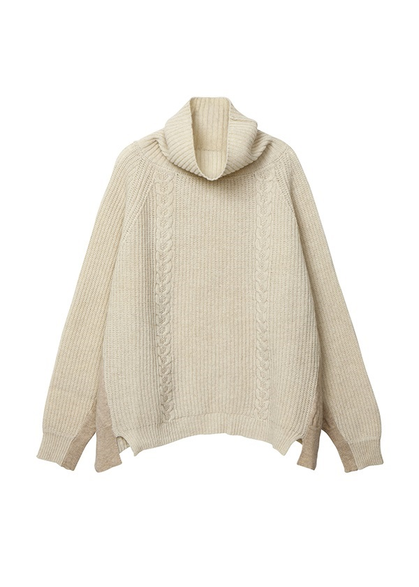LAMB WOOL KNIT
