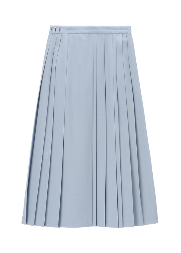 S UN(I)FORM - Random pleats skirt