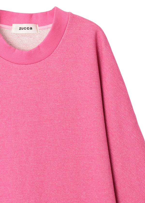 ZUCCa / S (R)COPAC SWEAT / カットソー