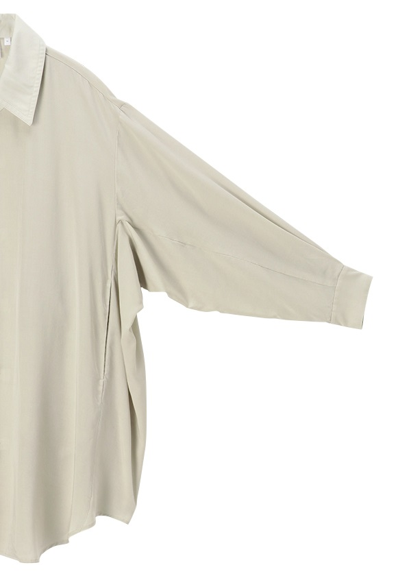 Tencel gusset Big shirts