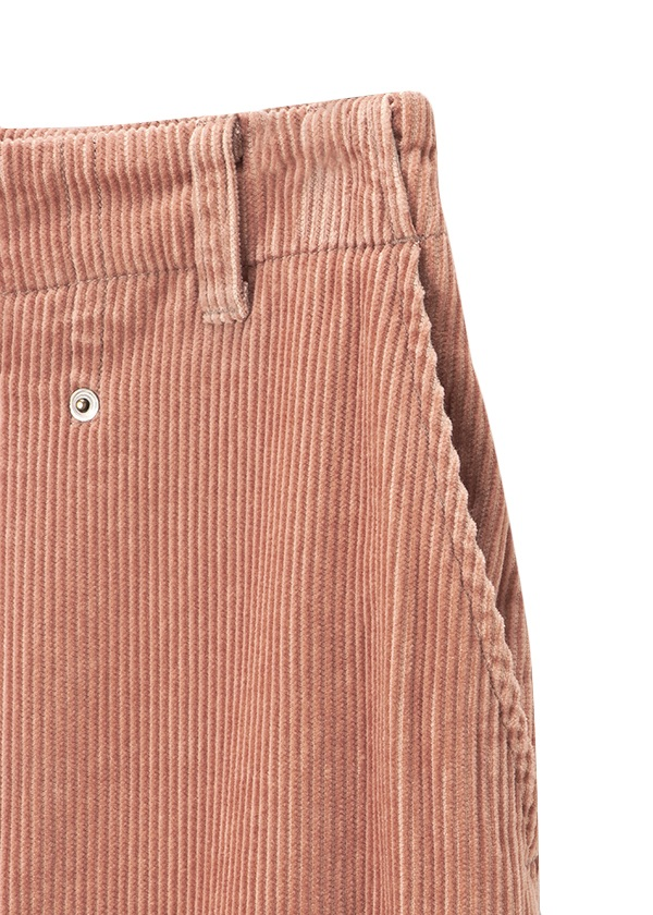 S Corduroy Tapered Pants / Ladies
