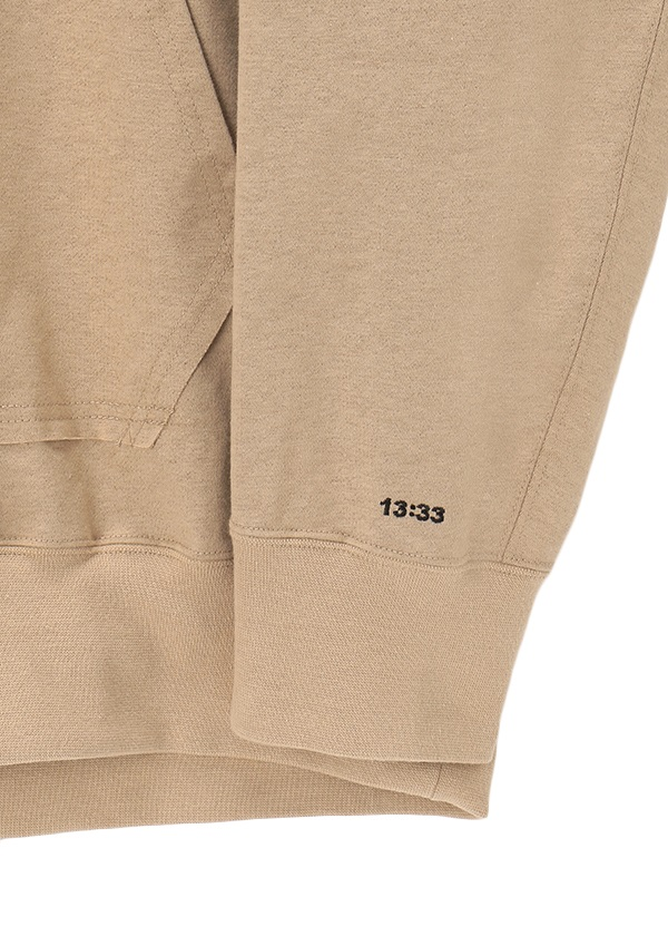 Crispy Sweat Parka