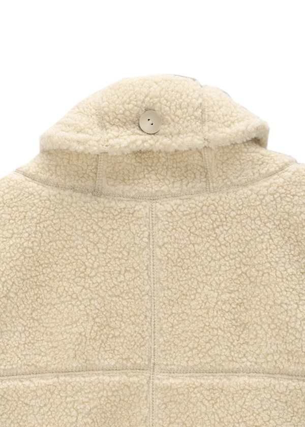 Boa Fleece Blouson