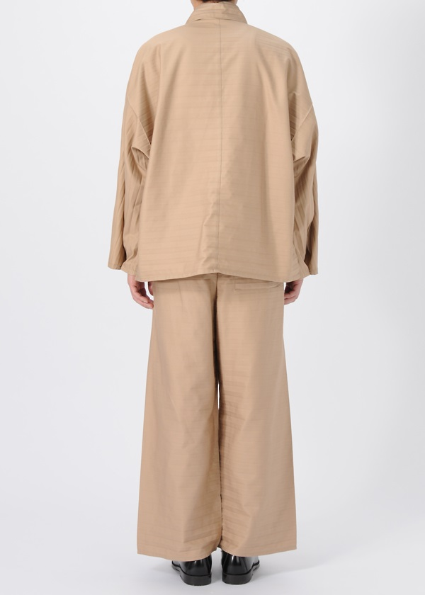 S Chino Pleats Blouson