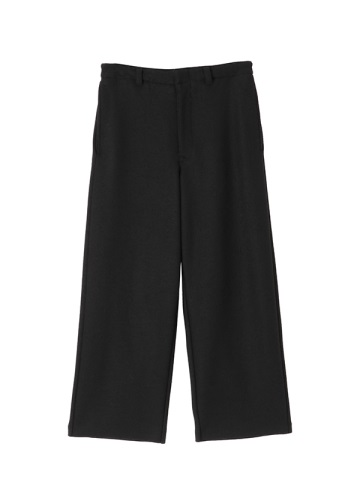 Melton Knit Pants