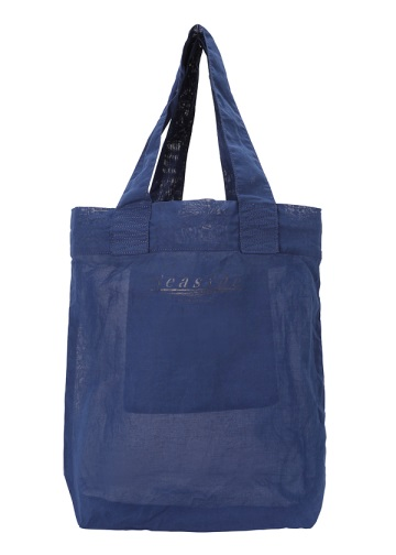 SEE THROUGH TOTE BAG