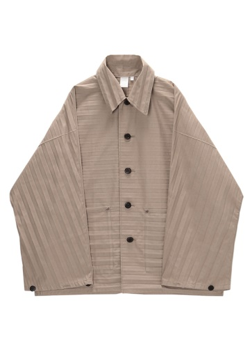 Chino Pleats Blouson