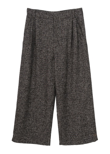Glen Check Trainer Pants