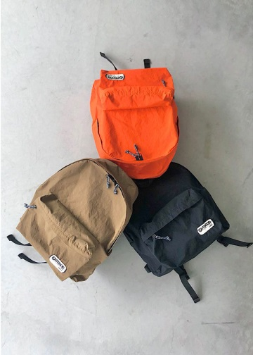 ZUCCa / OUTDOOR PRODUCTS×ZUCCa COMBU / ナイロンバッグ