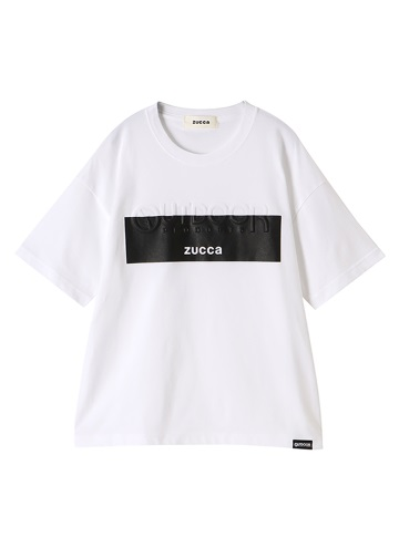 ZUCCa / OUTDOOR PRODUCTS × ZUCCa エンボスTシャツ / Tシャツ