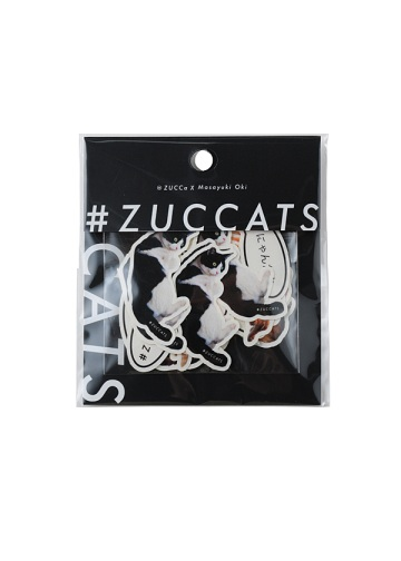 ZUCCa / S #ZUCCATS シール / シール