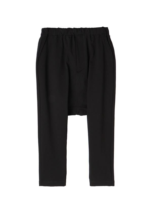 ZUCCa / メンズ バスクポンチ / パンツ 黒