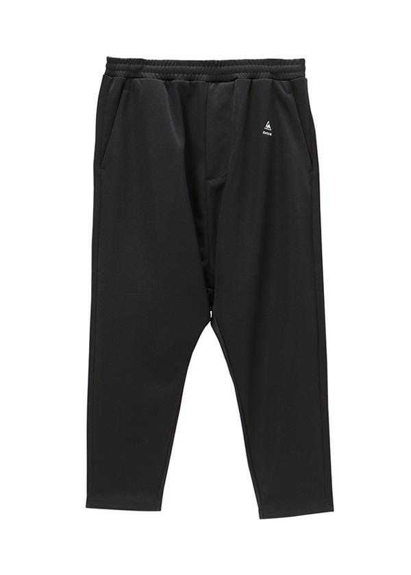 ZUCCa / メンズ le coq sportif x ZUCCa 裏毛 / パンツ 黒