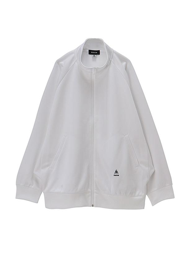 ZUCCa / メンズ le coq sportif x ZUCCa トラックスーツ / 羽織り 白