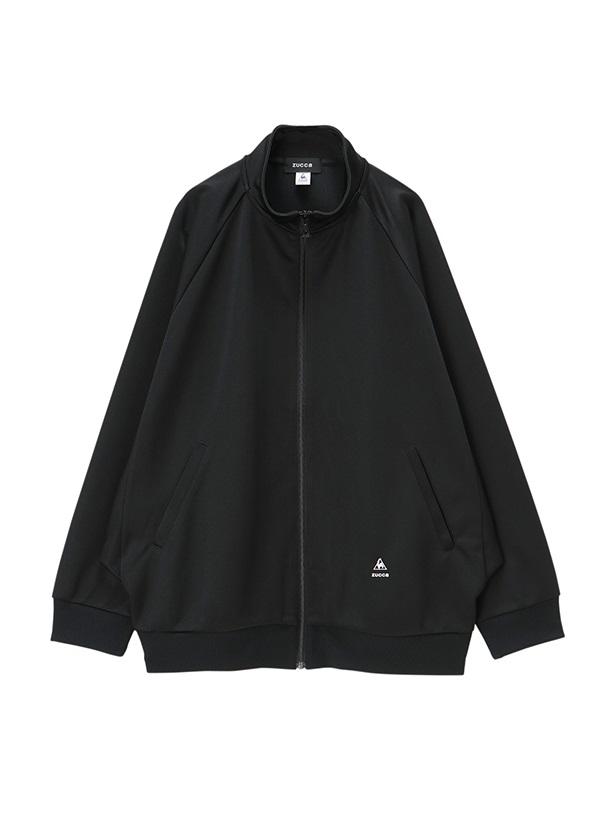 ZUCCa / メンズ le coq sportif x ZUCCa トラックスーツ / 羽織り 黒