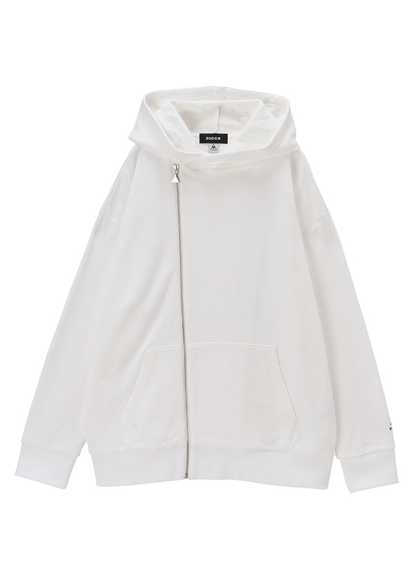ZUCCa / メンズ le coq sportif x ZUCCa 裏毛 / 羽織り 白