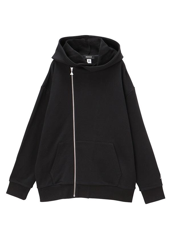 ZUCCa / メンズ le coq sportif x ZUCCa 裏毛 / 羽織り 黒