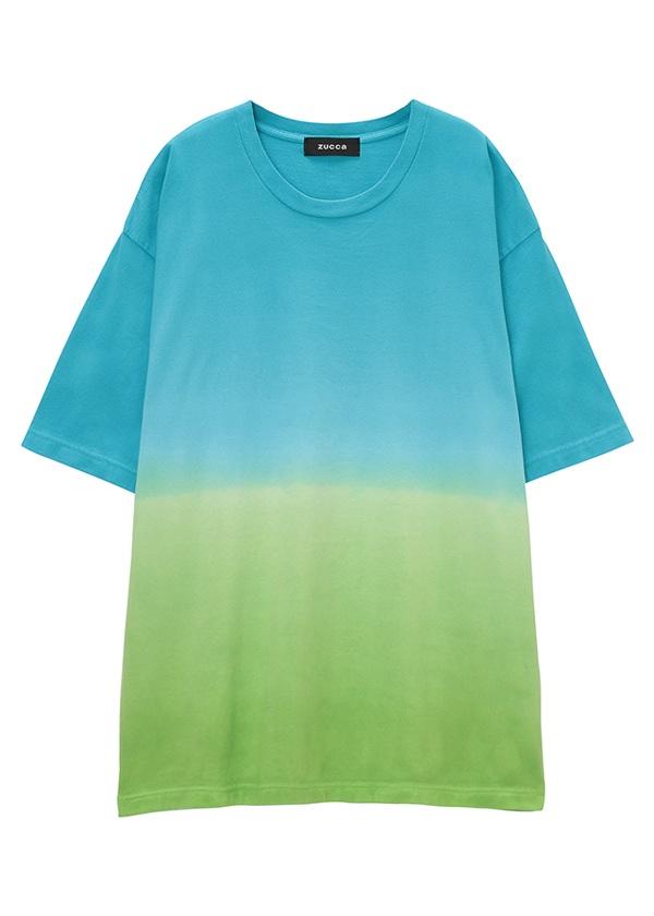 ZUCCa / メンズ (R)サーモグラデーションT / Tシャツ ライトブルー