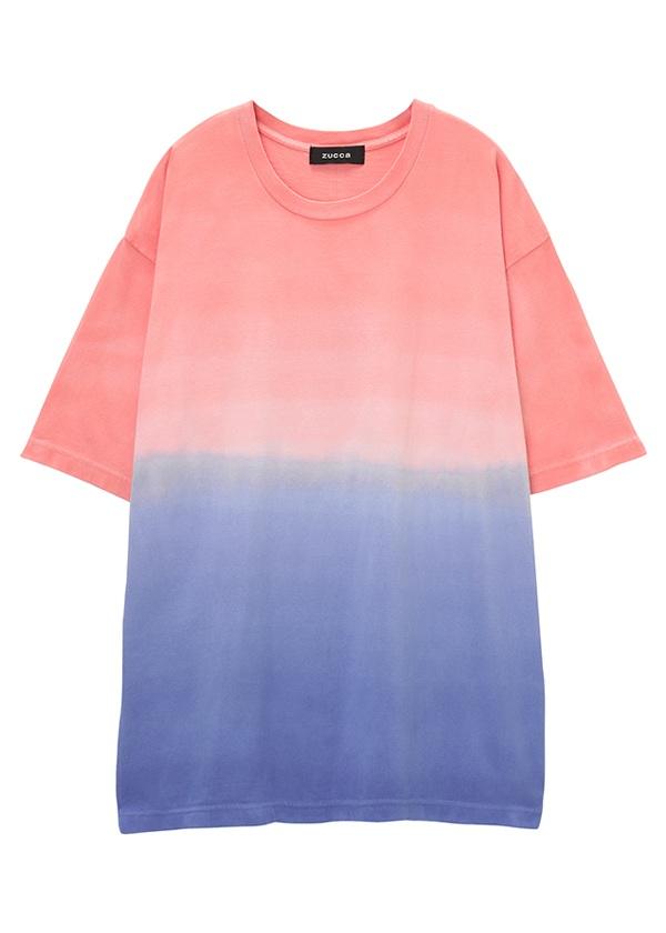 ZUCCa / メンズ (R)サーモグラデーションT / Tシャツ ピンク