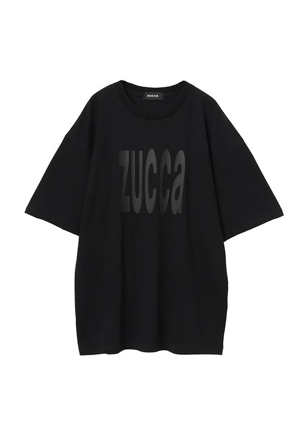 ZUCCa / メンズ LOGO Tシャツ / Tシャツ 黒