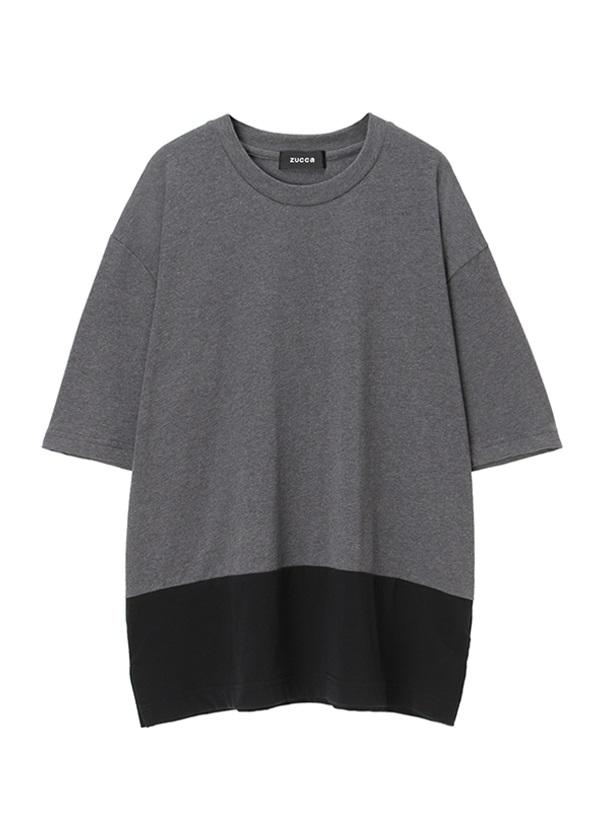 ZUCCa / メンズ (R)BLUE 30 / Tシャツ チャコールグレー