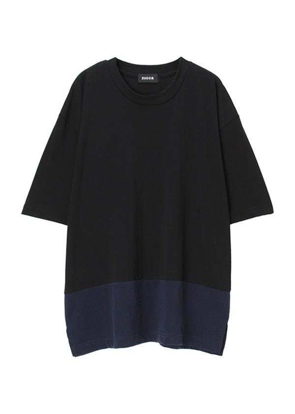 ZUCCa / メンズ (R)BLUE 30 / Tシャツ 黒