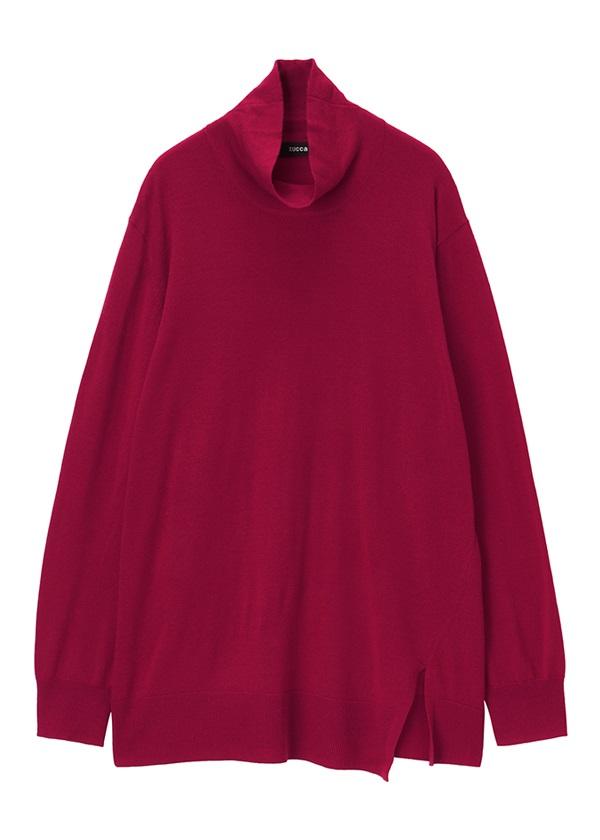 【SALE】ZUCCa / S メンズ ウールセーター / セーター 朱赤