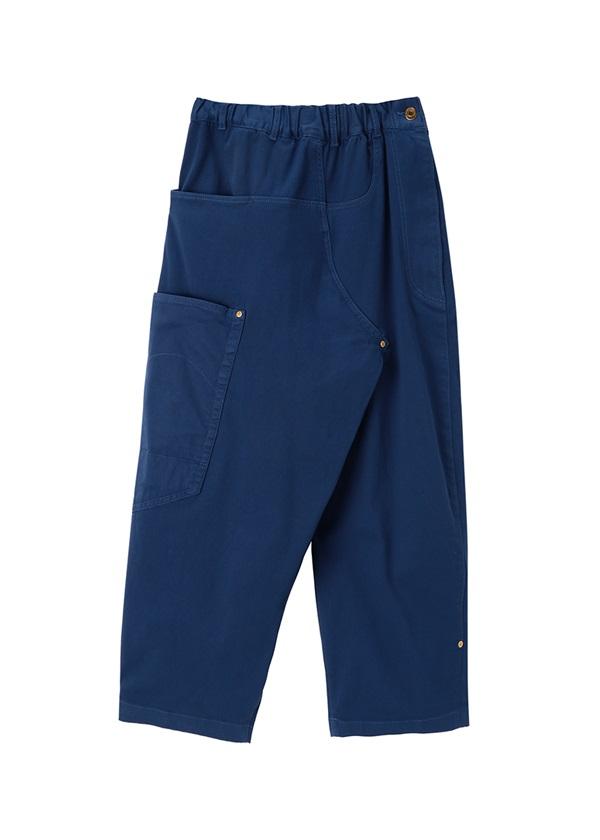 メルシーボークー、 / S:よこチノ / パンツ ブルー
