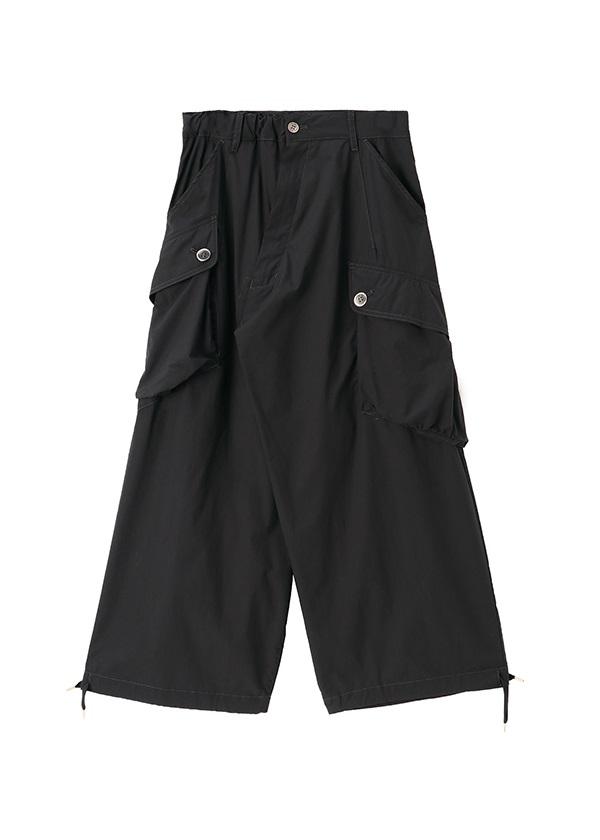 メルシーボークー、 / マイドタイプライター / パンツ 黒