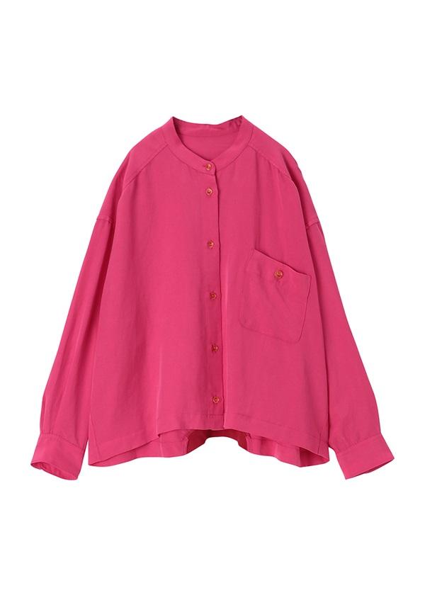 メルシーボークー、 / テンアサ / シャツ ピンク