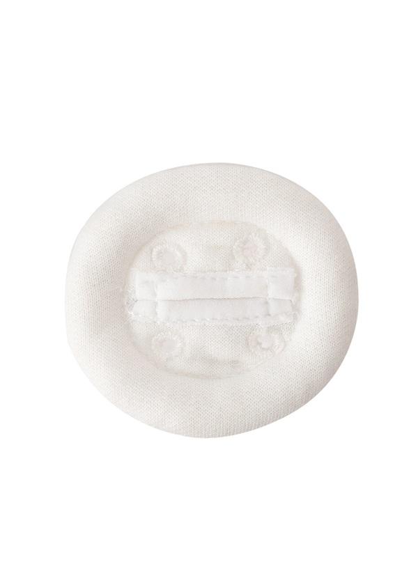 メルシーボークー、 / GF ボタンバッチ� / アクセサリー 白