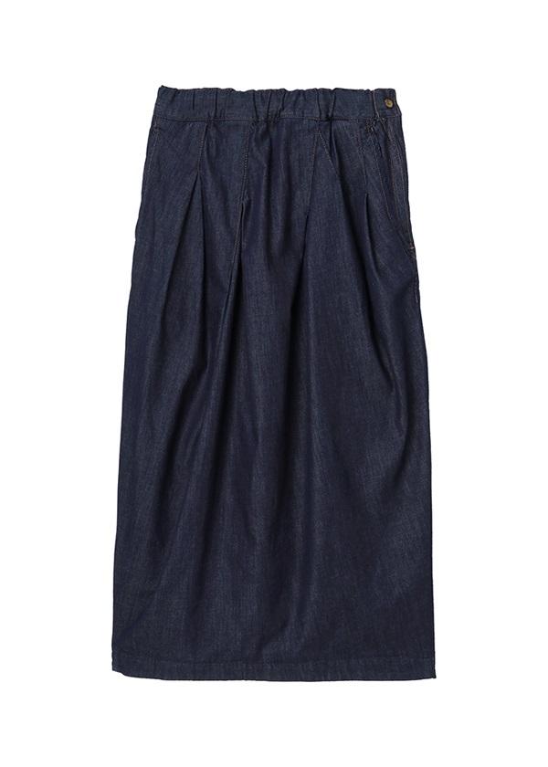 メルシーボークー、 / S : Leeコラボ� / スカート ネイビー