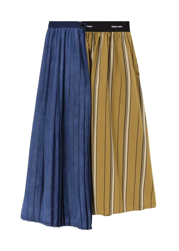 pickable pleats
