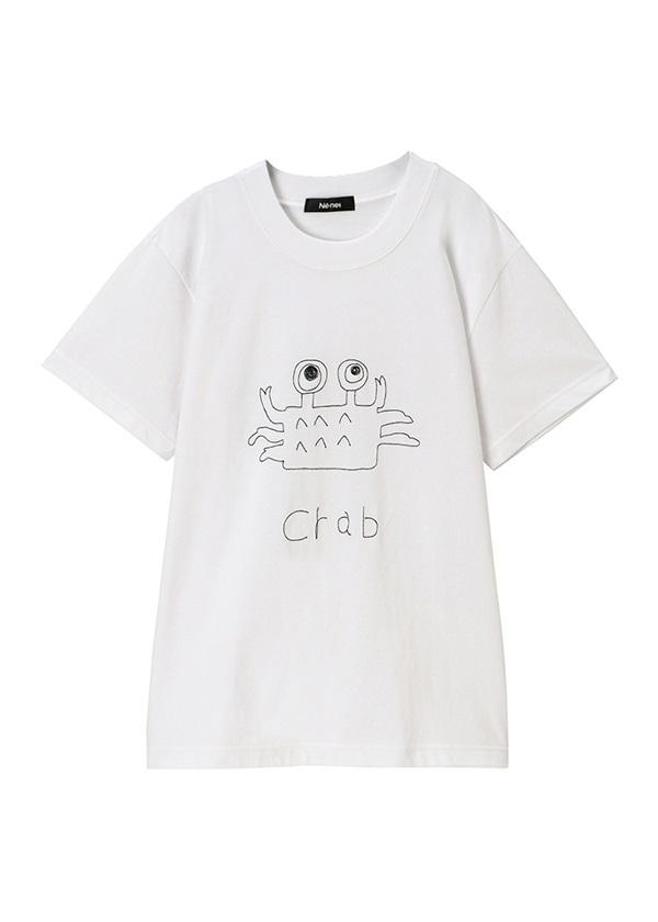 ネ・ネット / marine club T / Tシャツ ピンク