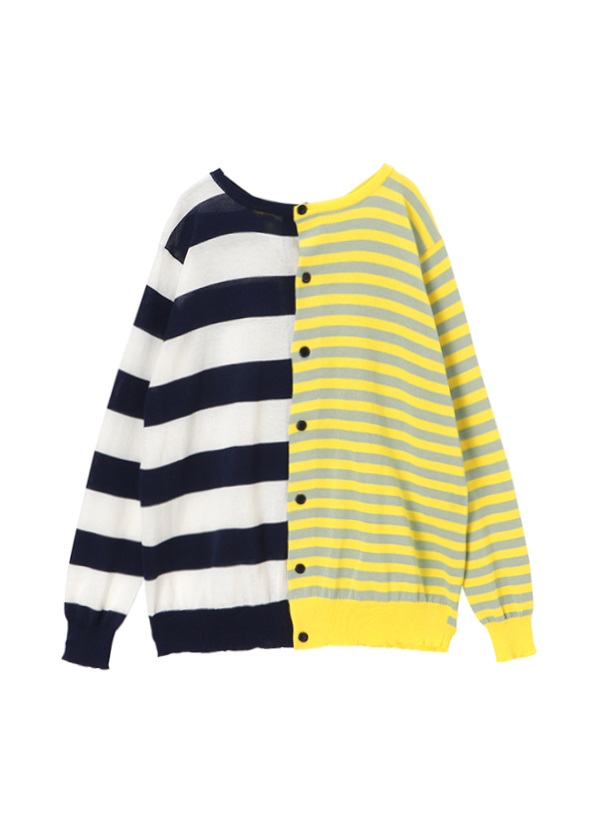 pickable stripe knit