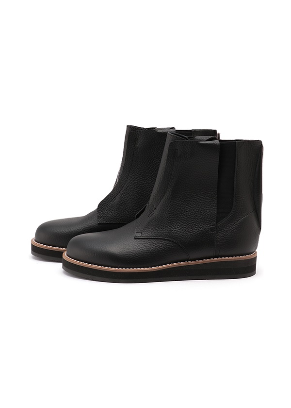 LACELESS BOOTS
