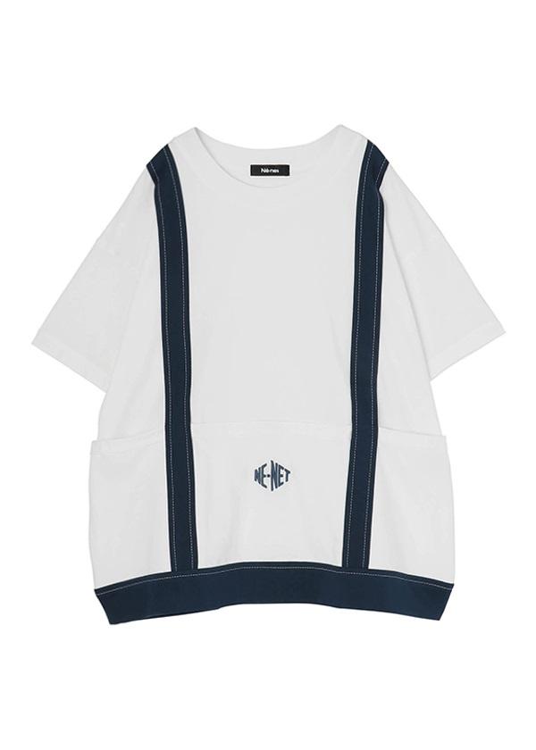 ネ・ネット / TOTE BAGT / Tシャツ 白