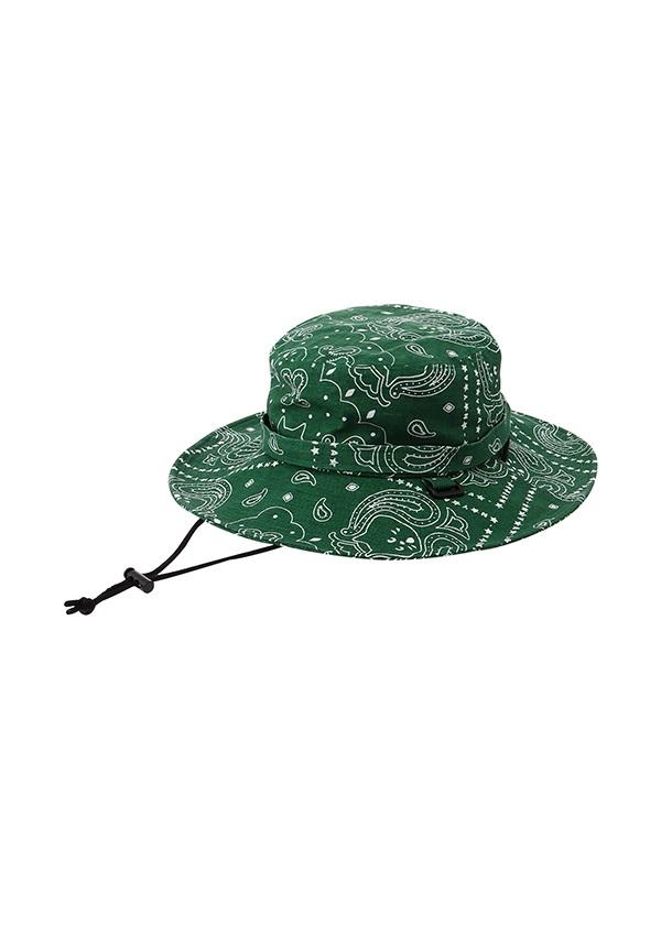にゃー / P バンドゥヌにゃーハット / 帽子 グリーン