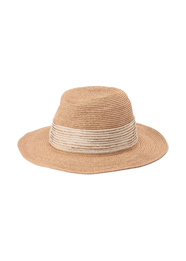 Plantation / PO CLライトペーパーブレード / 帽子 キャメル